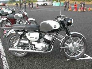 Yamaha YDS 3 of 1965